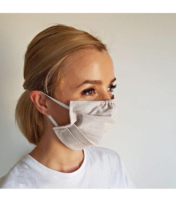 SET 5 buc. 9 Ron/buc Masca de Protectie reutilizabila